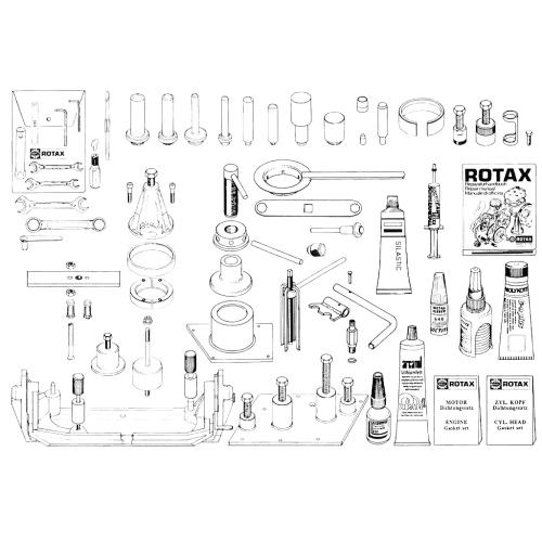 Tools, Gasket Sets